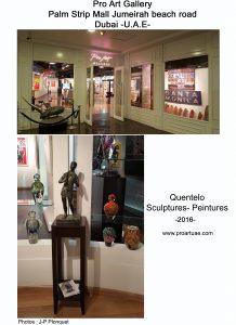 PRO ART GALLERY  QUENTELO 20022016